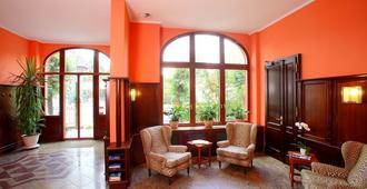 Hotel Artushof - דרזדן - לובי