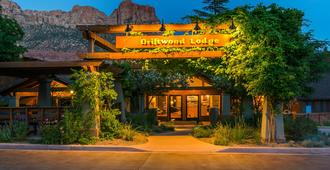 Driftwood Lodge - Springdale - Bâtiment