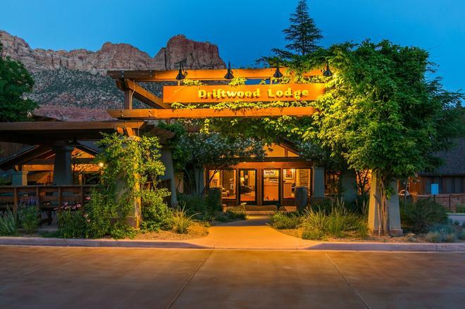 Driftwood Lodge - Springdale - Building