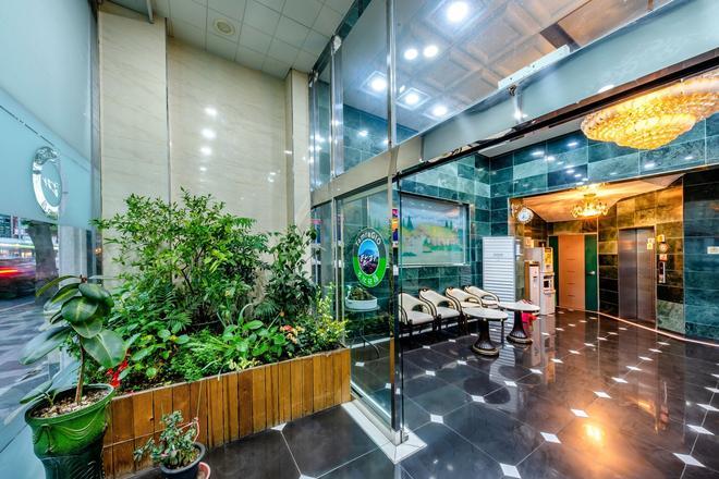 Tamragio Hotel - Jeju City - Lobby