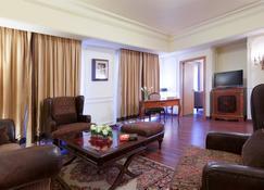 Le Commodore - Beirut - Sala de estar