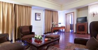 Le Commodore - Beirut - Living room