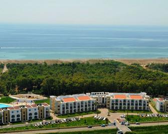 Toccacielo Hotel Village - Nova Siri Marina - Außenansicht