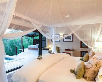 Simbambili Game Lodge - Londolozi - Bedroom