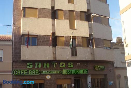 Hotel Restaurante Santos - Santomera - Building