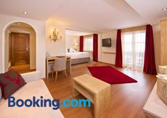 Kur-und Wellnesshotel Hirsch - Oberstaufen - Bedroom