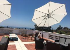 La Moraga De Poniente Málaga Hostel - Málaga - Balcón