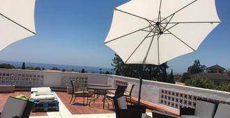 La Moraga De Poniente Málaga Hostel - Málaga - Balcony