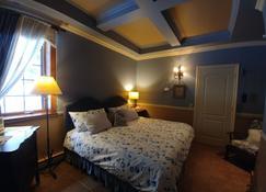 Les Jardins de L'Achillée Millefeuille - La Conception - Bedroom
