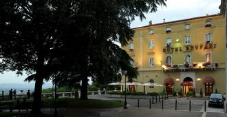 Sina Brufani - Perugia - Rakennus
