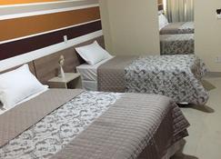 Hotel Mardan - Parauapebas - Sypialnia