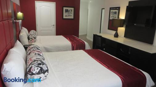 Legend Hotel Hollywood - Λος Άντζελες - Κρεβατοκάμαρα