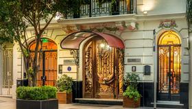Duque Hotel Boutique & Spa - Buenos Aires - Building
