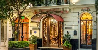 Duque Hotel Boutique & Spa - בואנוס איירס - בניין