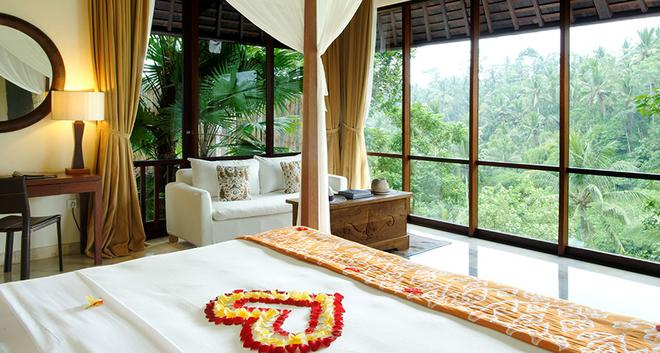 Komaneka at Bisma - Ubud - Bedroom