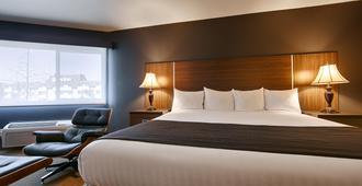 Best Western Inn at The Meadows - פורטלנד - חדר שינה