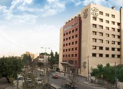 Corp Amman Hotel - Ammán - Edificio