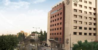 Corp Amman Hotel - Amman - Gebouw