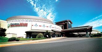 Chinook Winds Casino Resort - Lincoln City - Edificio
