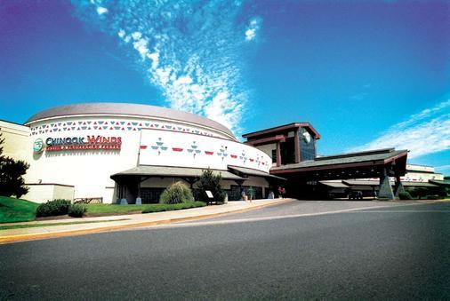 Chinook Winds Casino Resort - Lincoln City - Building