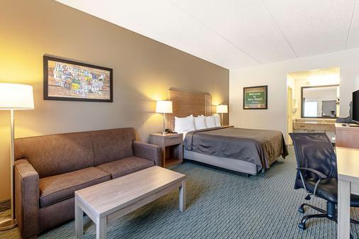 Econo Lodge - Vero Beach - Phòng ngủ