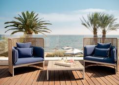 Gecko Hotel & Beach Club - Platja de Migjorn - Bedroom