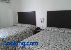 Hotel Real Del Mar - Veracruz - Phòng ngủ