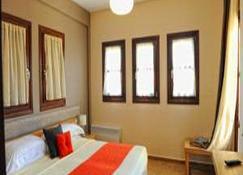 Pilion Terra Hotel - Πορταριά - Κρεβατοκάμαρα