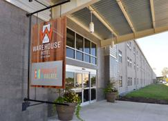 Warehouse Hotel - Manheim - Building