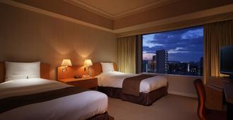 Hotel Okura Fukuoka - Φουκουόκα - Κρεβατοκάμαρα