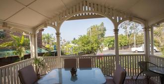 Minto Colonial Accommodation - Brisbane - Μπαλκόνι