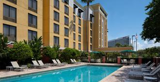 SpringHill Suites by Marriott Tampa Westshore/Airport - Tampa - Zwembad