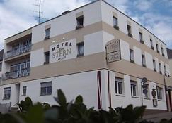 Hotel Zum Stern - Trier - Toà nhà
