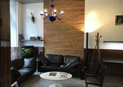 Hôtel de Paris - Lyon - Living room