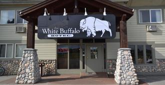 White Buffalo - West Yellowstone