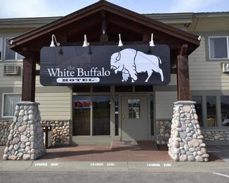 White Buffalo - West Yellowstone - Edificio