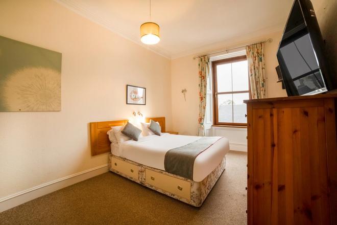 OYO The Hillside Hotel - Montrose - Bedroom