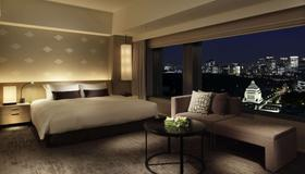 The Capitol Hotel Tokyu - Tokyo - Bedroom