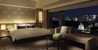 The Capitol Hotel Tokyu - טוקיו - חדר שינה