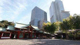 The Capitol Hotel Tokyu - Τόκιο - Κτίριο