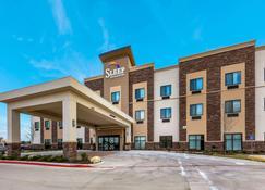 Sleep Inn and Suites - Fort Worth - Edificio