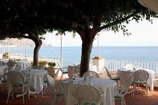 Hotel Lido Mediterranee - Taormina - Juhlasali