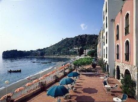Hotel Lido Mediterranee - Taormina - Beach