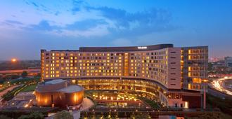 The Westin Gurgaon, New Delhi - Gurugram - Edificio