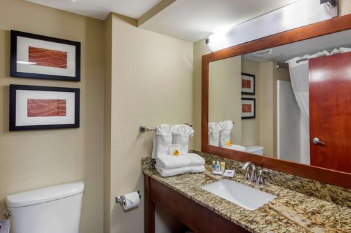 Comfort Inn & Suites - La Grange - Bathroom