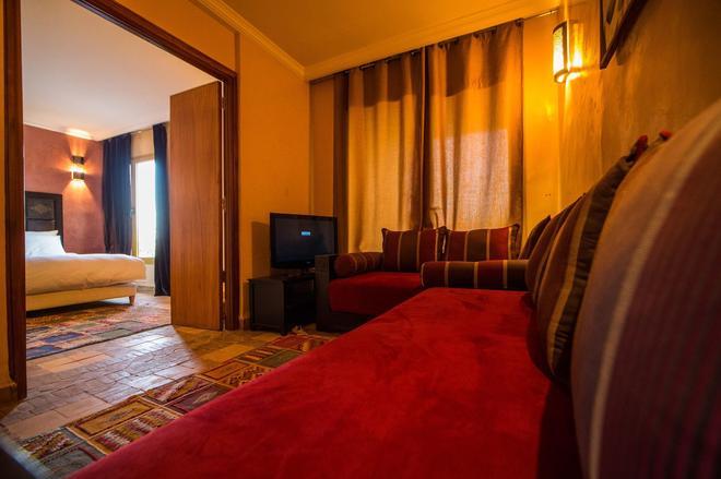 M Riads & Boutique Hotels - Marrakech - Sala de estar