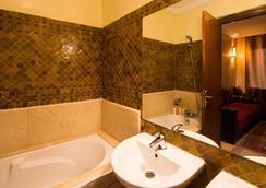 安姆里亞茲精品酒店 - 馬拉喀什 - 馬拉喀什 - 浴室