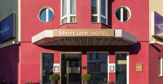Mercure Hotel Berlin Zentrum - Berlin - Building