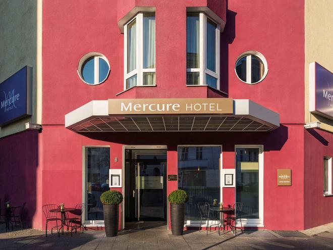 Mercure Hotel Berlin Zentrum - Berlin - Building