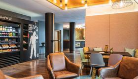 Mercure Hotel Berlin Zentrum - Berlim - Lounge